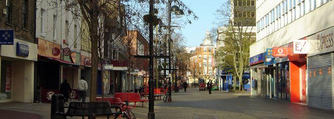 Hounslow Town Centre Shopping Centres