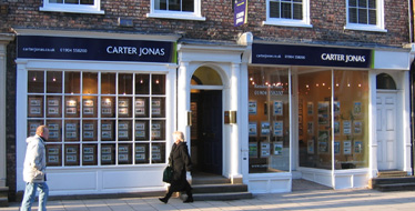 Carter Jonas' York office
